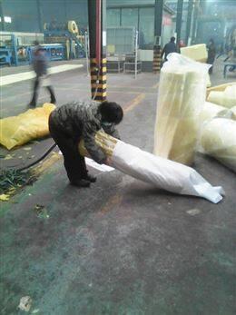 四川工业罐体专用玻璃棉板/防火耐高温制品