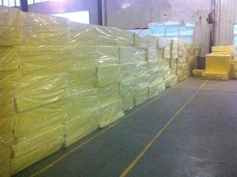 反应釜罐体、隔间及平顶保温用玻璃棉毡